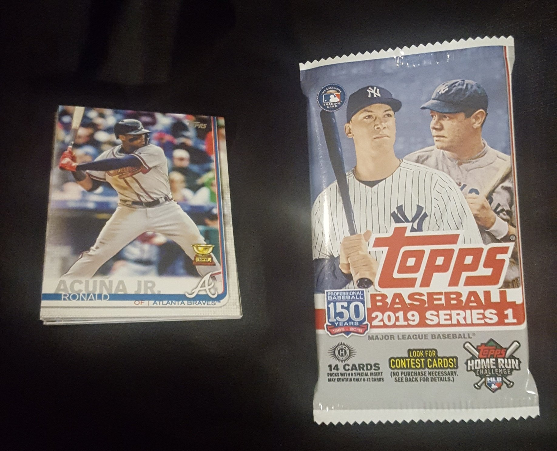 Bdj610s Topps Baseball Card Blog Two Weeks Later