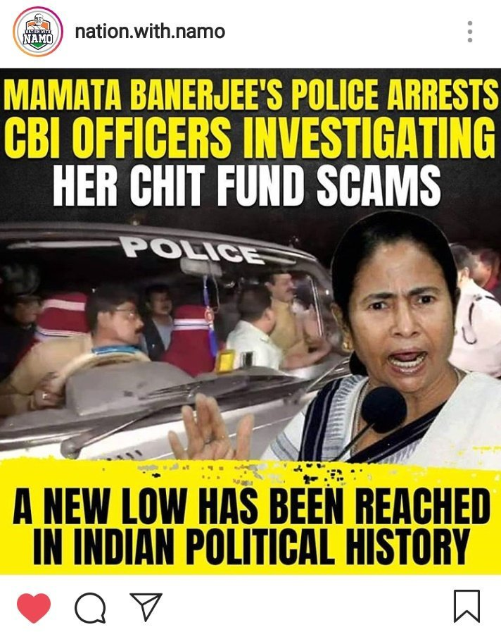 Funny Didi:Claims moral victory Moral victory 1. Comtempt of court notice 2. Co-op wit prove by CBI 3. Reply by 19 Feb 4. Chief sec has 2 reply n appr 5. Arrest 2 b decided on 20th  Seems lik Congress &#39;Gujarat&#39; Moral victory!  #CBIvsMamata #CBIWinsMamataLoses #SlapOnMamataFace<br>http://pic.twitter.com/mGirJ7FTB4