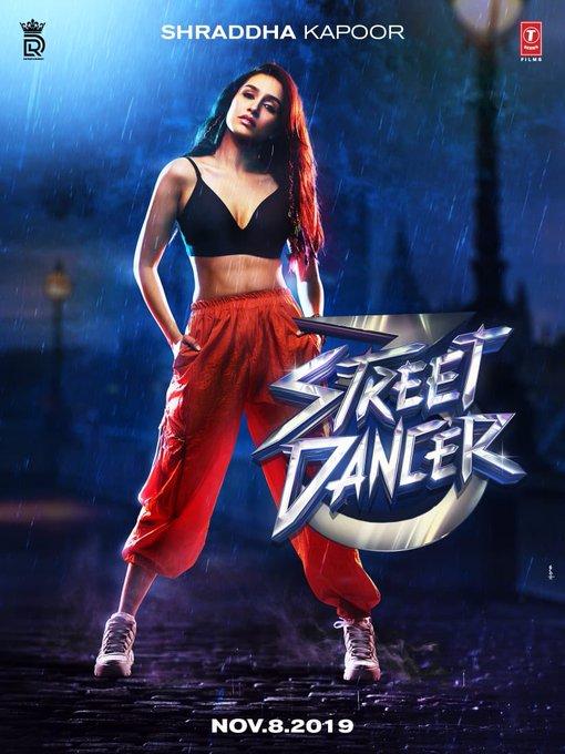 Dance like everyone's watching. #StreetDancer3D, this November 8th👟  @streetdancer_  @Varun_dvn @Norafatehi