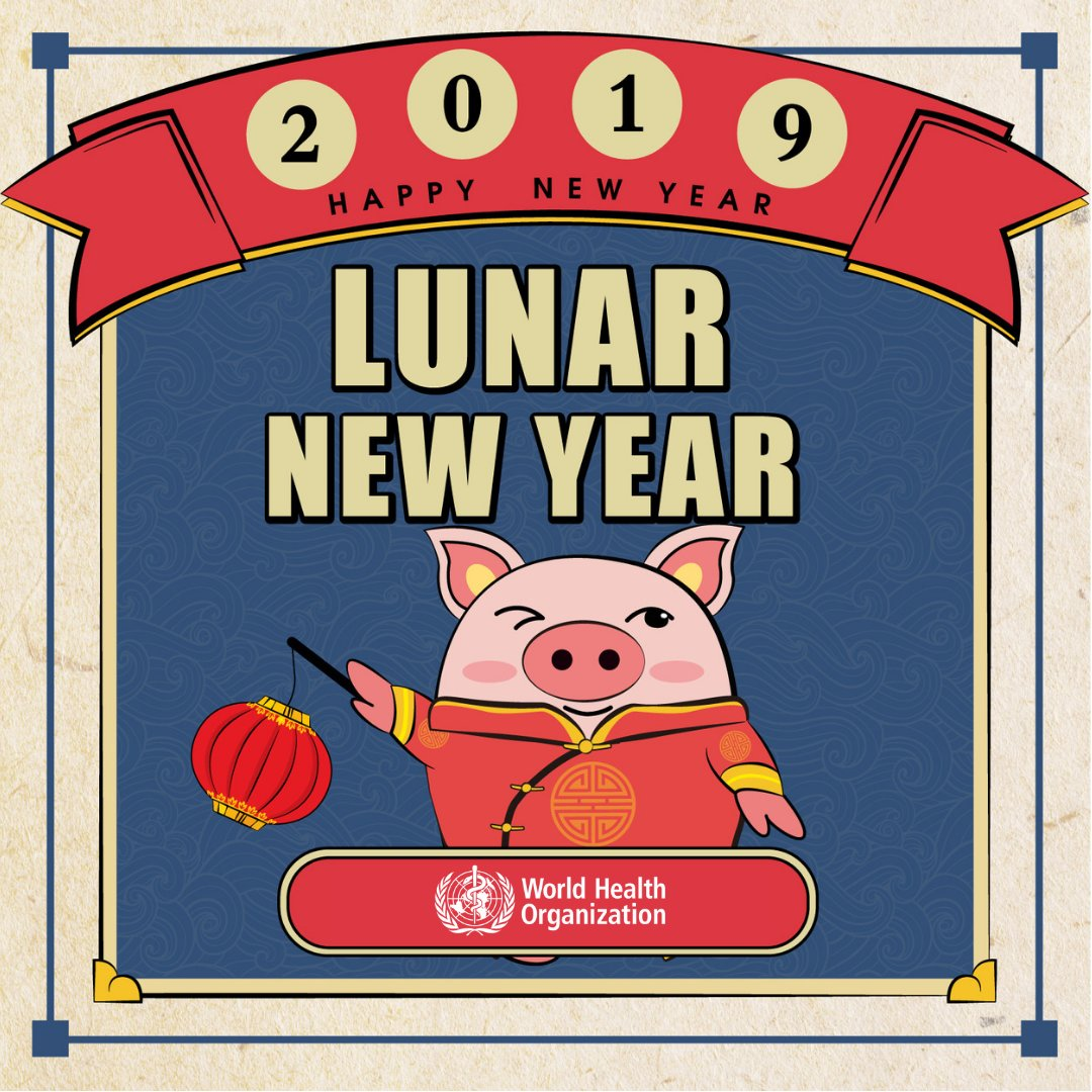 Celebrating #ChineseNewYear this week?  Here's your Survival Kit to have fun & stay healthy! #YearOfThePig