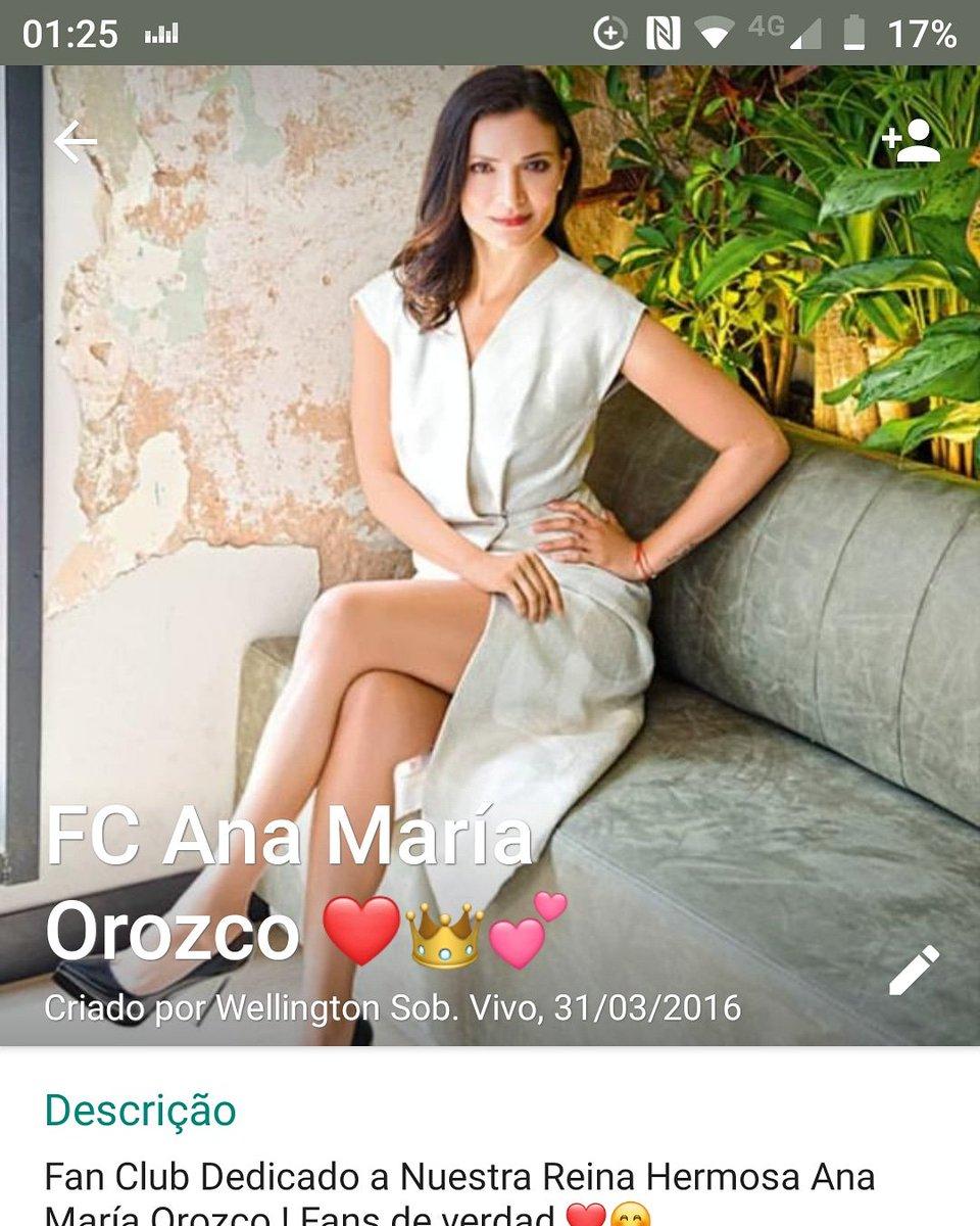 Twitter Ana Maria Orozco nude photos 2019