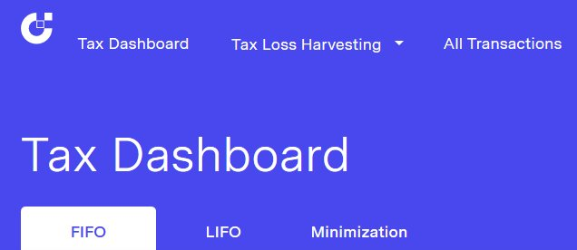 cryptocurrency tax loss