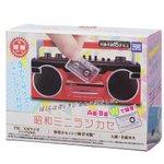 ラジオもきけるし録音も可能な昭和ミニラジカセがアツイ!