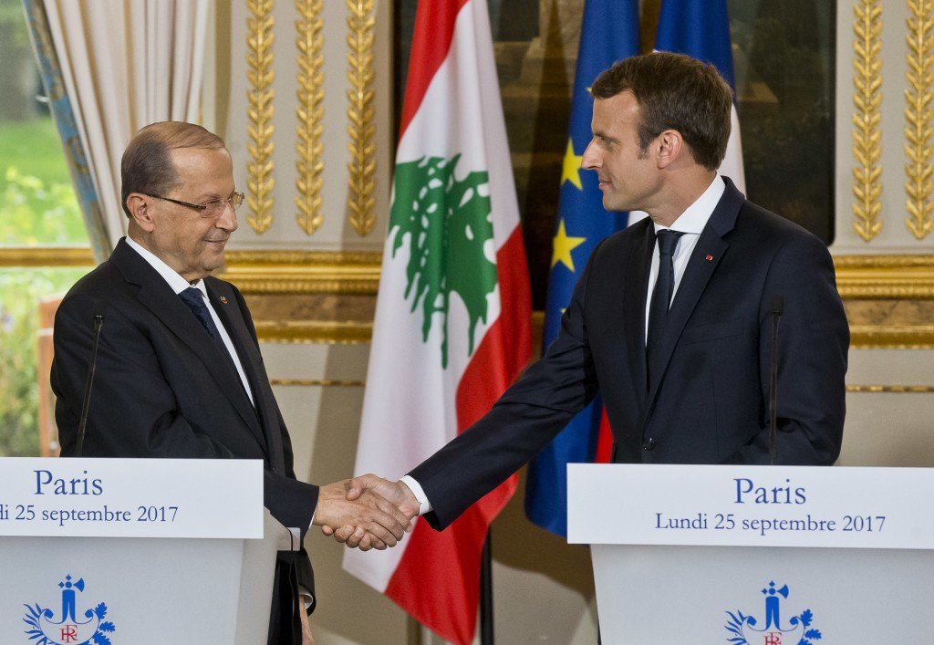 Debate over Possible #Macron Visit to #Lebanon https://t.co/e097yqevVu