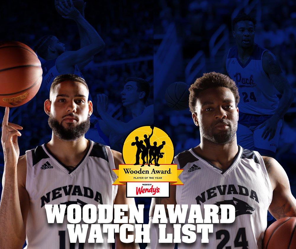 Nevada Basketball On Twitter Wolf Pack Seniors Caleb Martin And