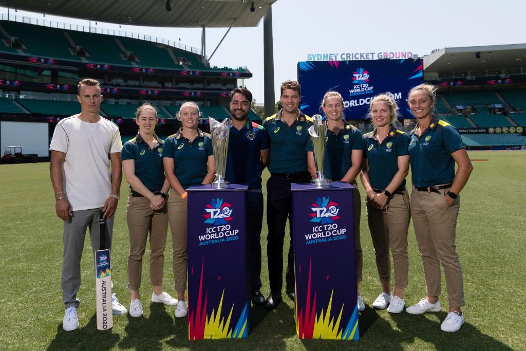This time last week, fixtures were revealed for two T20 World Cups coming to Australia in 2020!  Register now to be part of the official fan pre-sale. 👉 http://www.T20WorldCup.com  #️⃣ #T20WorldCup