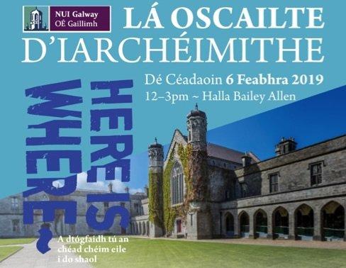 Lá Oscailte Iarchéime, OÉ Gaillimh, amárach ón 12-3pm, bí linn ag seastán an Acadaimh @oegaillimh @nuigalway  http://www.oegaillimh.ie/acadamh/cursai/