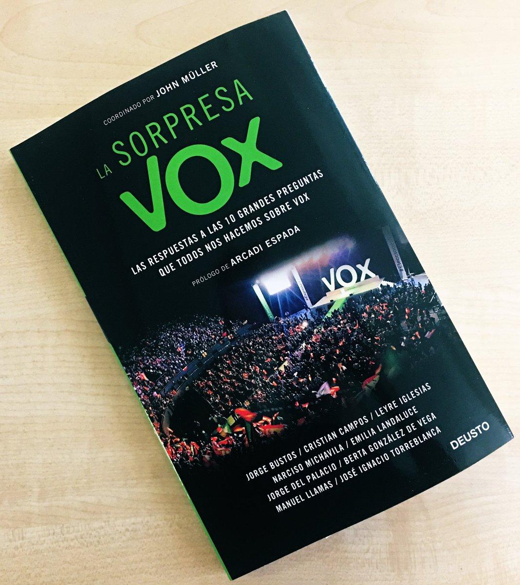 La sorpresa Vox: Las respuestas a las 10 grandes preguntas que todos nos hacemos sobre Vox
