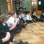 Image for the Tweet beginning: Great P4C session exploring concepts