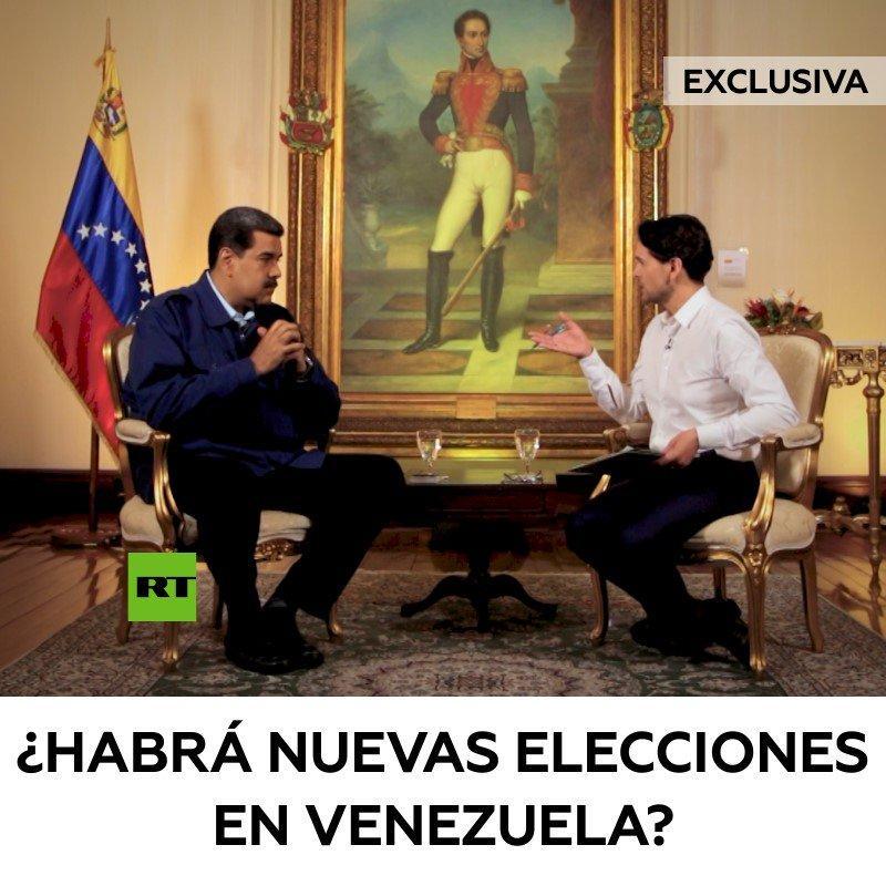 RT en Español's photo on El 6