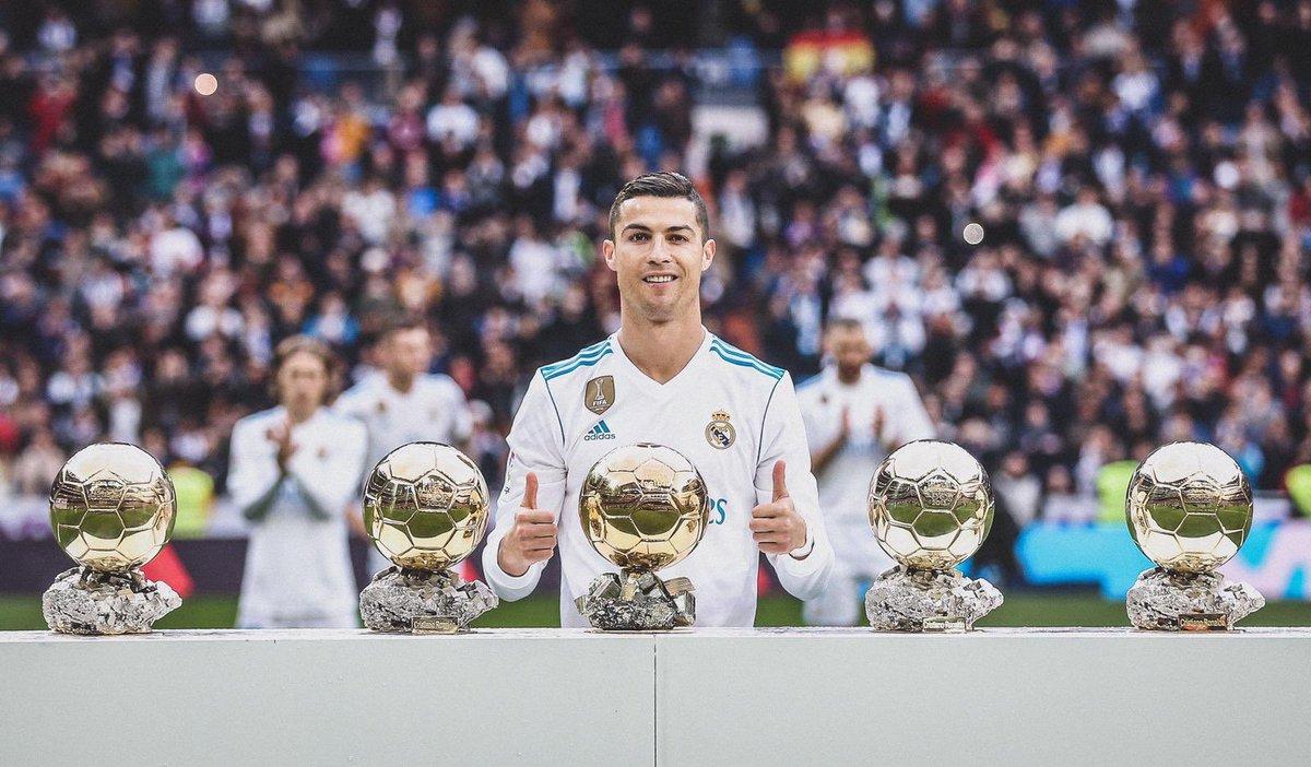 🎉 Happy 34th birthday, @Cristiano Ronaldo!  🏟 788 Games ⚽ 675 Goals 🎯 246 Assists 🇵🇹 154 Caps  5 🏆🇪🇺 Champions League 4 🏆🌎 Club WC 3 🏆🏴 Premier League 2 🏆🇪🇸 La Liga 1 🏆🇪🇺 Euro 2016   5 🥇🌎 Ballon d'Or 3 🥇👟 Golden Boot 3 🥇🇪🇺 UEFA POTY  🐐 Elite.