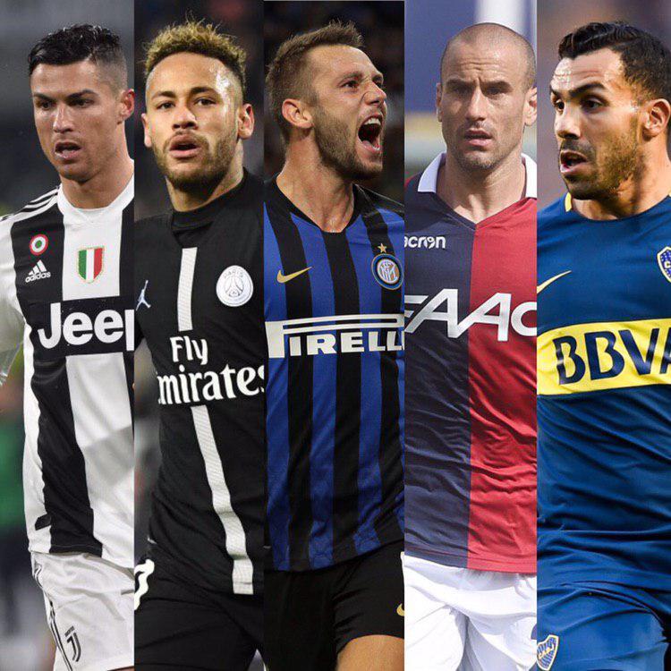 calciomercato.it's photo on Tevez