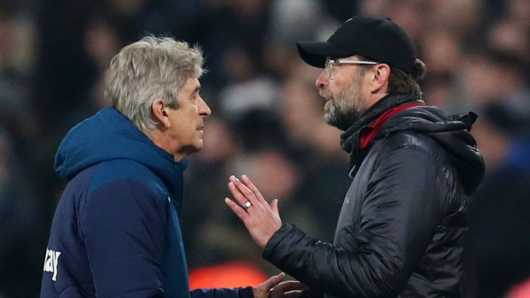 Jurgen Klopp feels Liverpool suffered as a result of a fortuitous refereeing decision during the 1-1 draw with West Ham.  👉 http://skysports.tv/7oOXjU