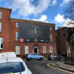 Banner up on our latest residential conversion in Preston... works starts very soon @wwilliamshotels @PWAPlanning @blogpreston