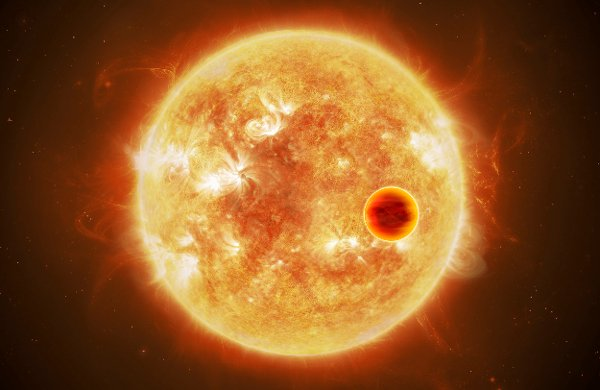 Ariel (Atmospheric Remote-sensing Infrared Exoplanet Large-survey) will take exoplanet characterisation further, focusing on analysing planetary atmospheres & providing a large and diverse census of #exoplanet families #ScienceAtESA sci.esa.int/ariel/