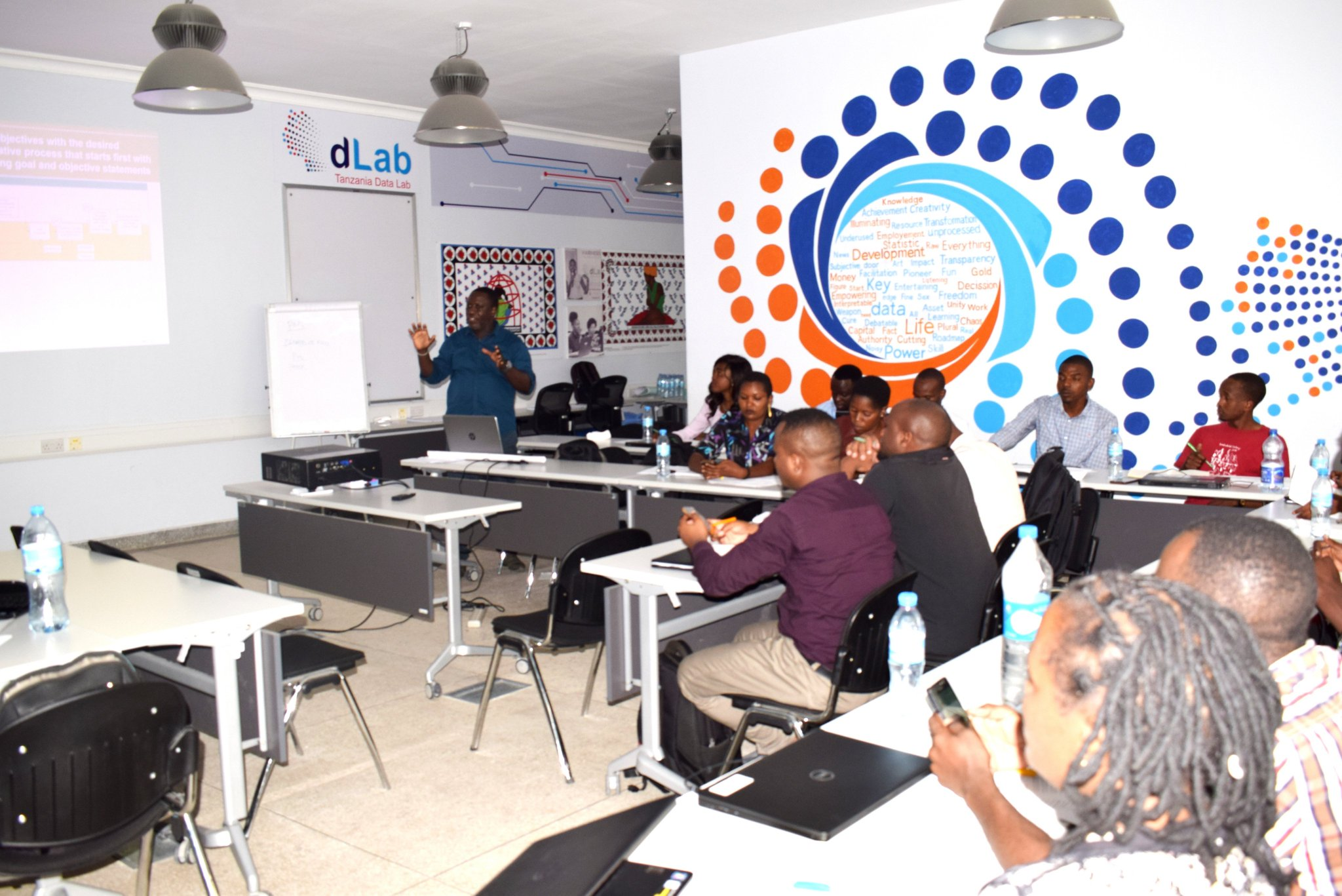 Dlab Tanzania On Twitter Day2 Dlab S Tailor Made Training To Csos From Sauti Project On Certificate In Performance Management A Capability Based Approach To M E The Training Funded By The Us Ambassador S Fund Thro
