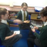 Image for the Tweet beginning: More year 6 role play