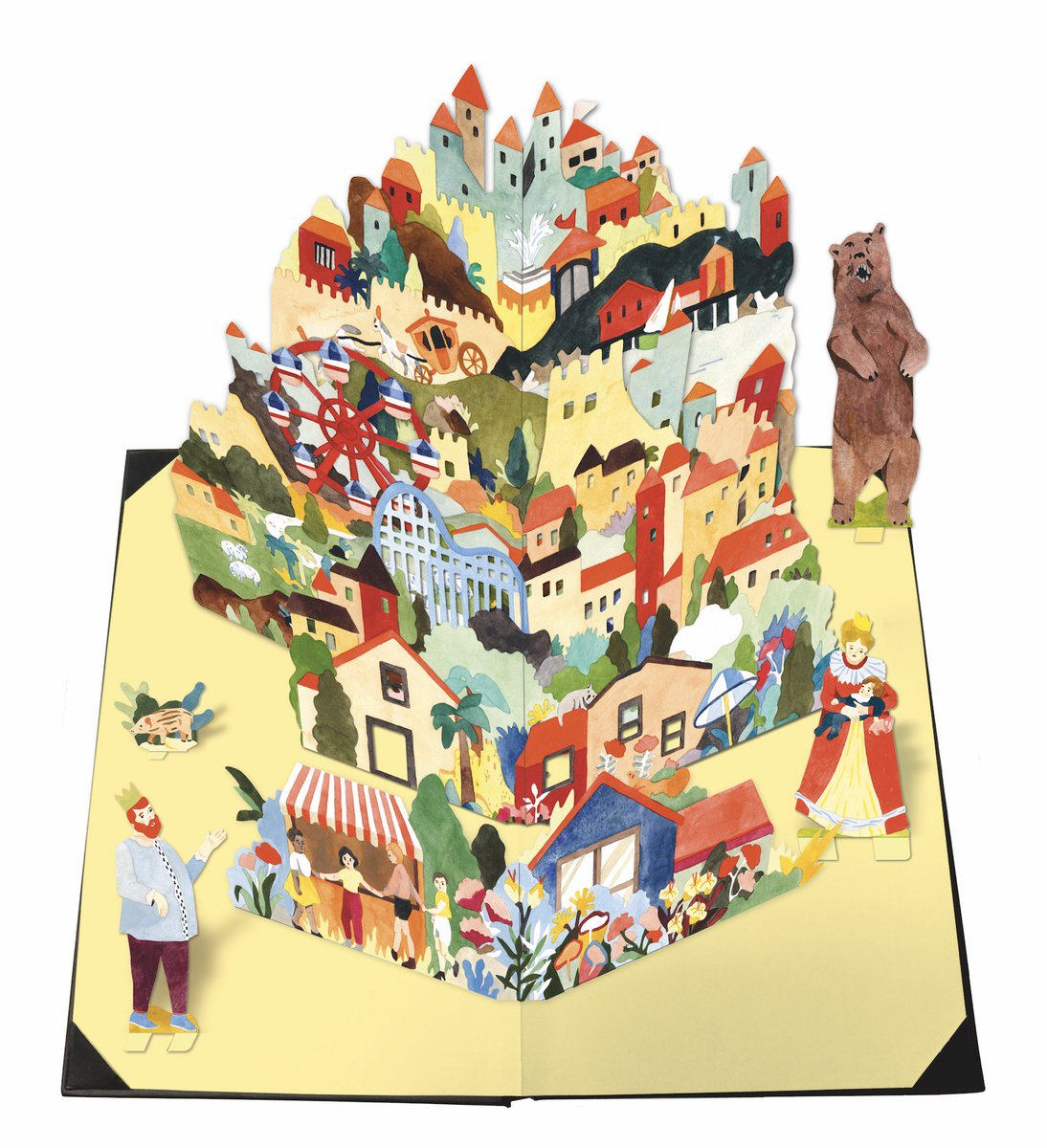 Fairy Tale Play A pop-up storytelling book