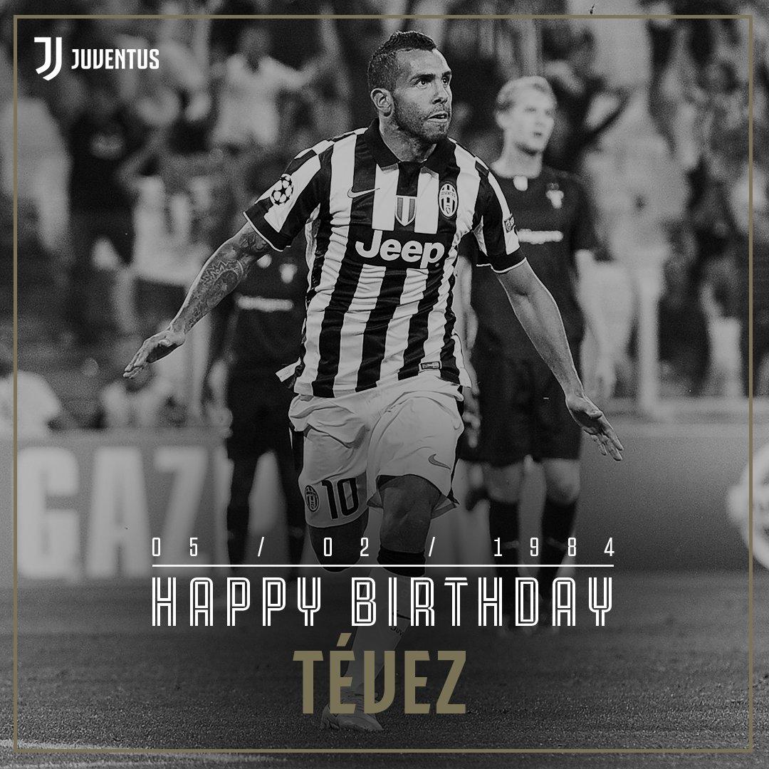 JuventusFC's photo on Tevez