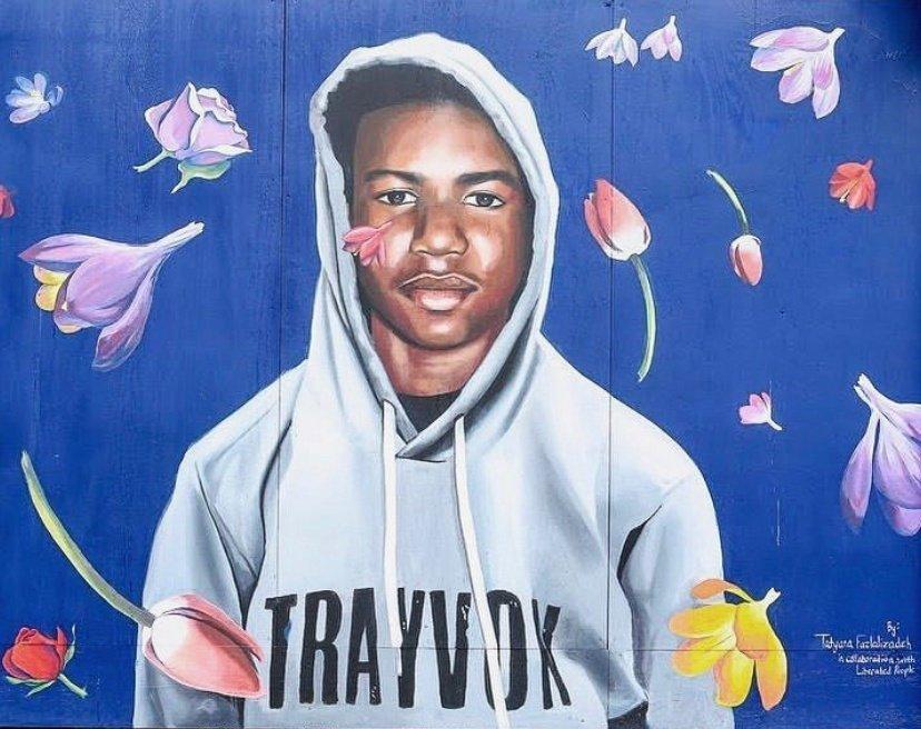 Happy Birthday Trayvon Martin! #BlackLivesmatter