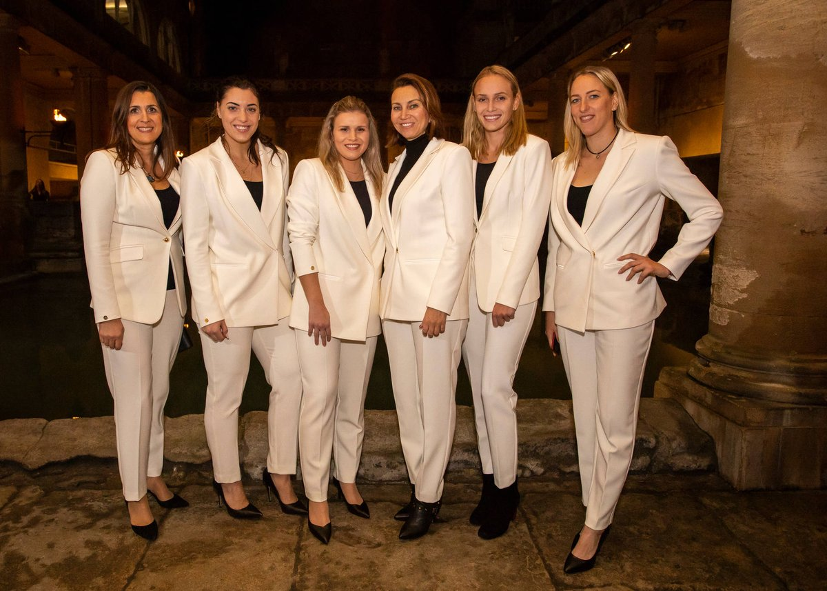 Fed Cup 2019 - Page 2 Dyp6vEZX4AAxTtq