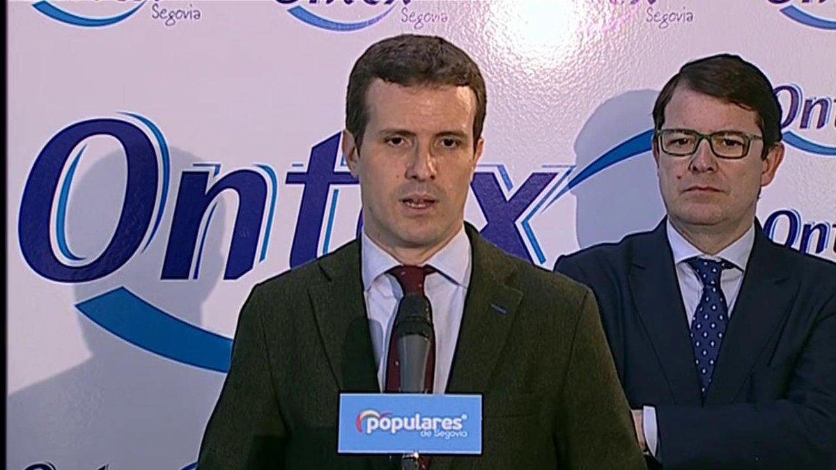 Partido Popular 🇪🇸's photo on El 6
