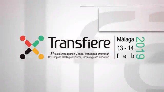 Arranca en Málaga el @ForoTransfiere, el principal evento español sobre innovación y transferencia de conocimiento entre investigación y empresa. #Transfiere2019  ➡️ http://transfiere.malaga.eu/