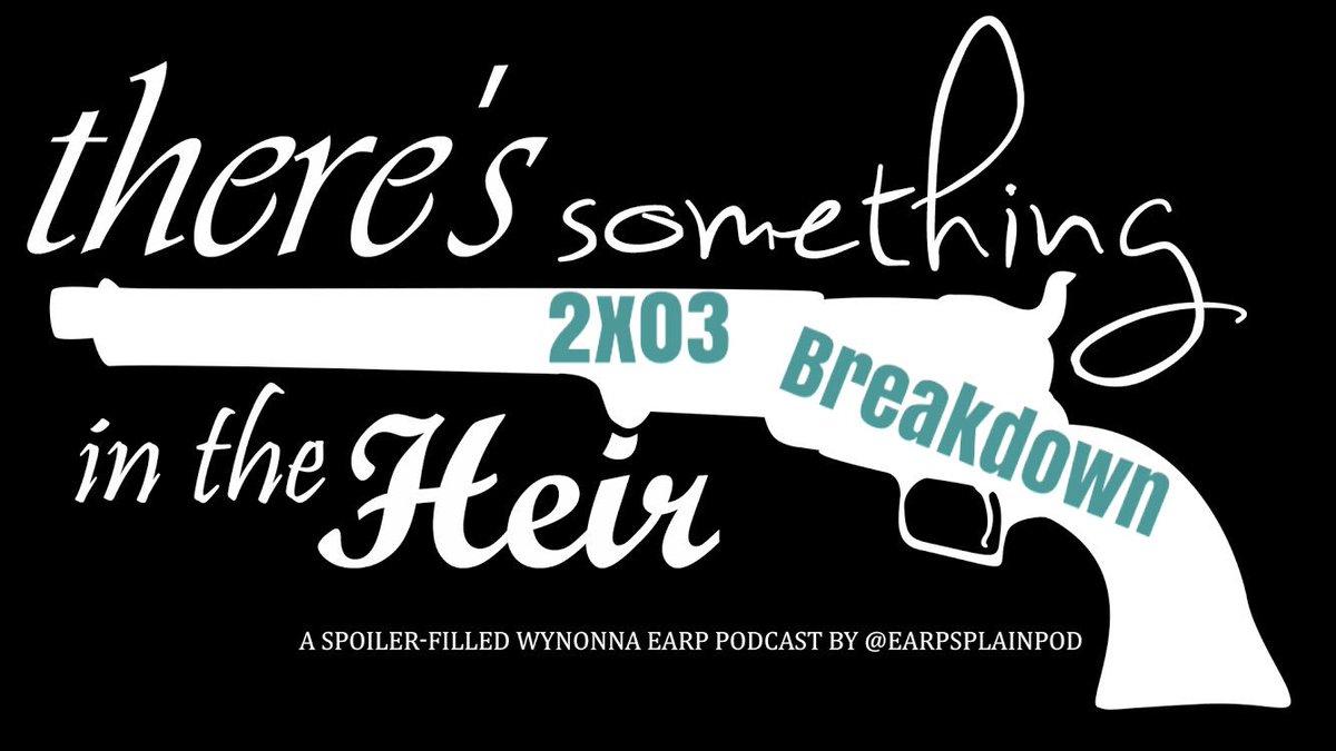 There's Something In The Heir (@EarpsplainPod) | Twitter