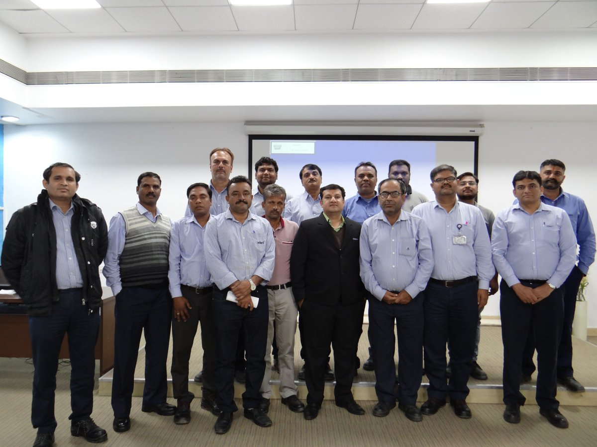 #IISFT Two days' training program was recently conducted by our director Mr. Anand Thacker for Mundra port employees. The main topic addressed was 'Export-Import Procedures and Shipping Operations'.  We are glad that the program was successfully delivered in a cordial atmosphere. https://t.co/yZVTm9mBG3