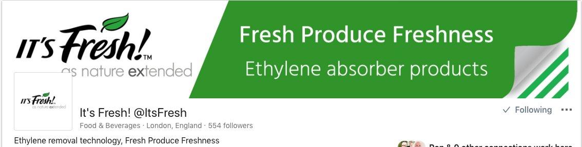 It's Fresh! on Twitter: