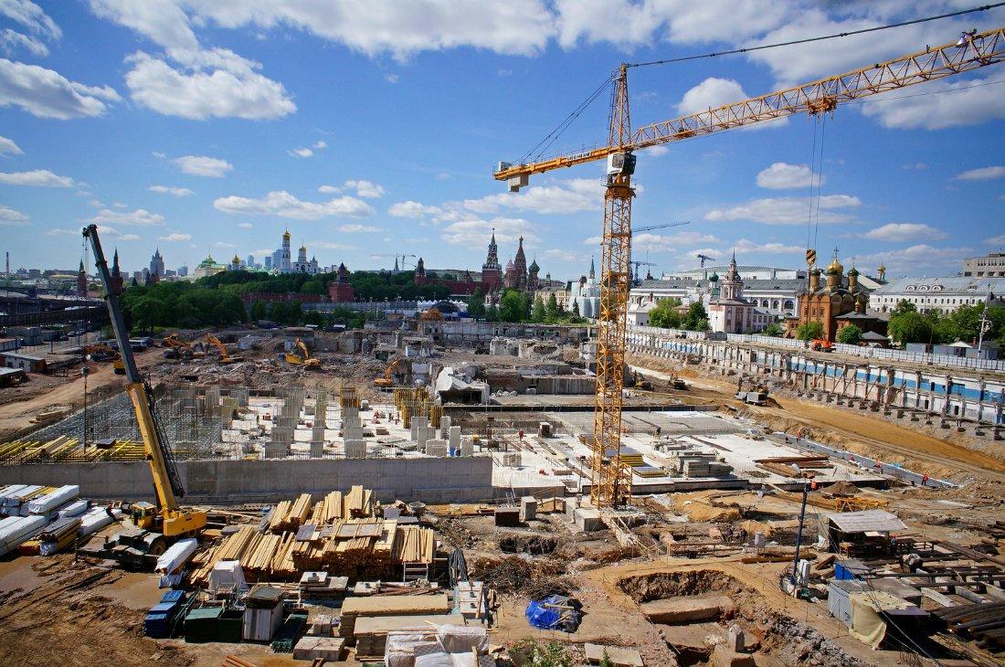 клубни фотографии московских строек нужно