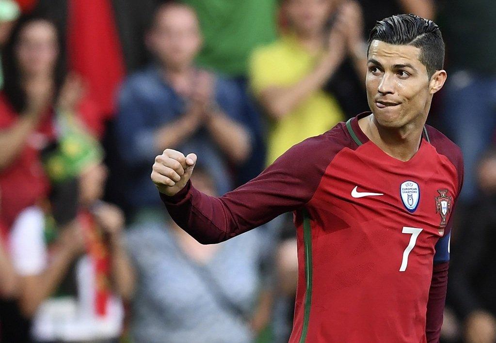 Ronaldo Hashtag On Twitter