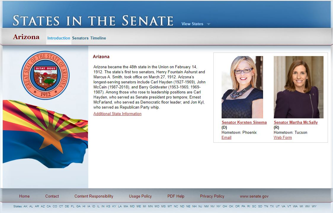 Arizona became the 48th state in the Union #OTD in 1912 https://t.co/JxmSH2AjHc