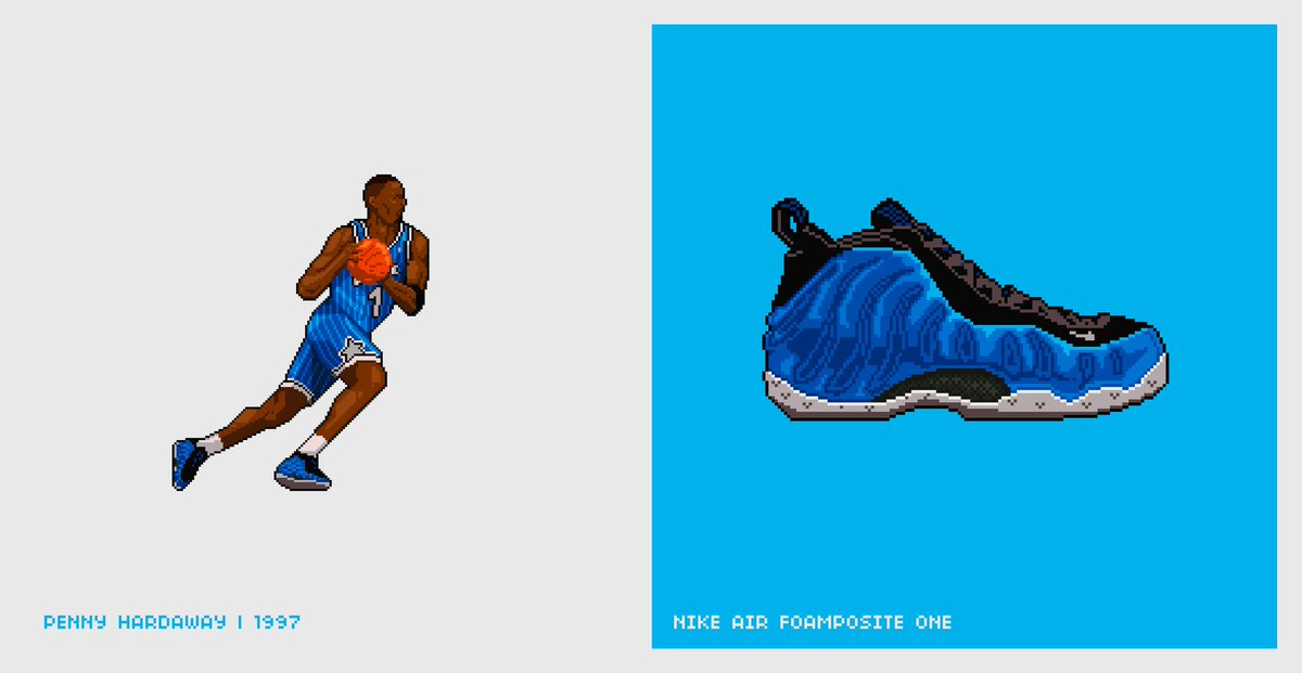 SOLE LINKS on Twitter: Nike Air Foamposite One PRM Wolf ...
