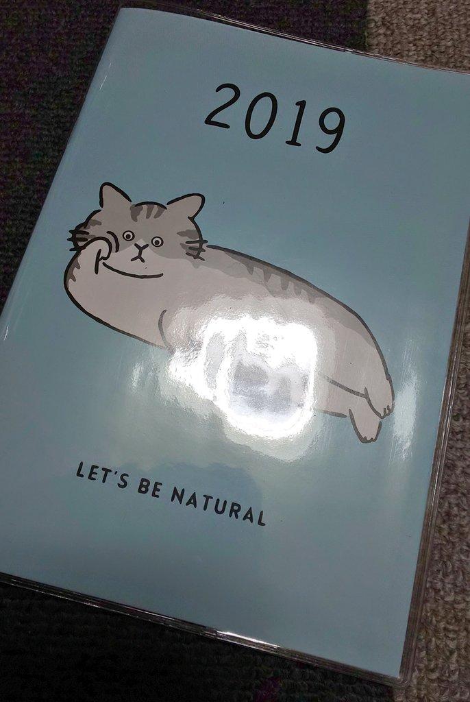 test ツイッターメディア - セリアで買った2019年3月~2020年4月の手帳。 学校通ってる子供いると3月(年度末)まであるのが欲しいよねぇ! 安くて可愛いの発見できて嬉しい(๑´ㅂ`๑)♡*.+゜  #手帳  #Seria  #この猫ママそっくりって言われた https://t.co/uf6XOU4gds