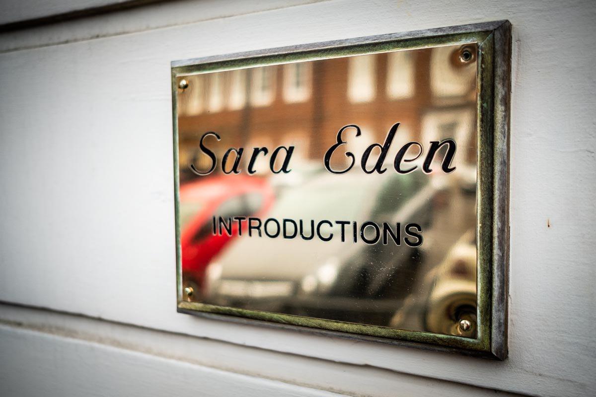 Sara Eden dating