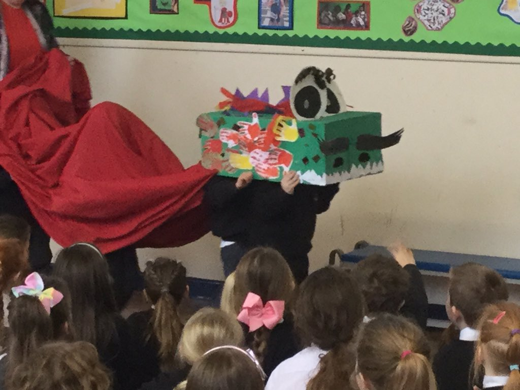 test Twitter Media - The children in Nursery have been celebrating Chinese New Year and the year of the pig with a dragon dance all around school.   🐲Gong Hei Fat Choi!🐷 https://t.co/0XiPI9hspa