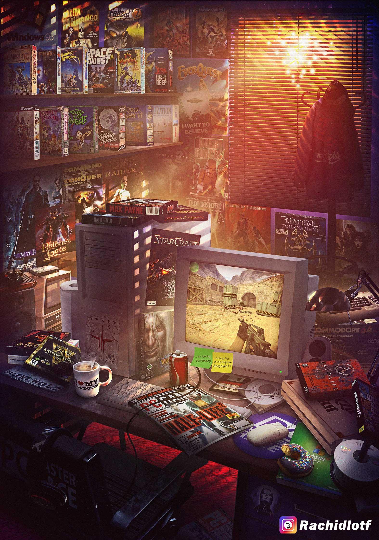 Biowaren Dragon Age– sekä Mass Effect-pelisarjoissa.