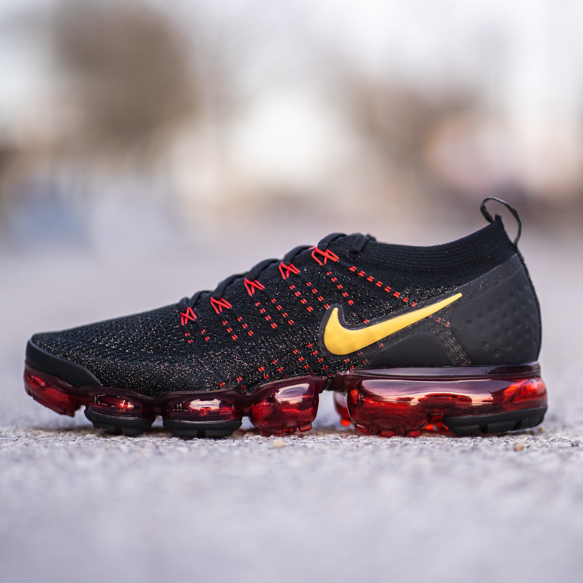 Air VaporMax Flyknit 2 Chinese New Year (2019)