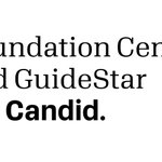 Image for the Tweet beginning: Foundation Center + GuideStar =