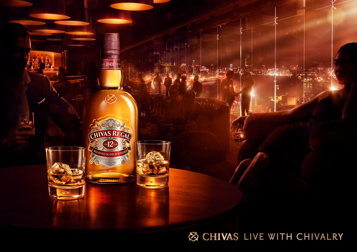A very Happy New Year to all our Chinese followers!  We had a lot of fun creating the below image for Chivas Regal. The final shot was used as part of a Far East advertising campaign.  #shanghaiskyline #CGI #locationphotography #studiophotography #drinksphotography