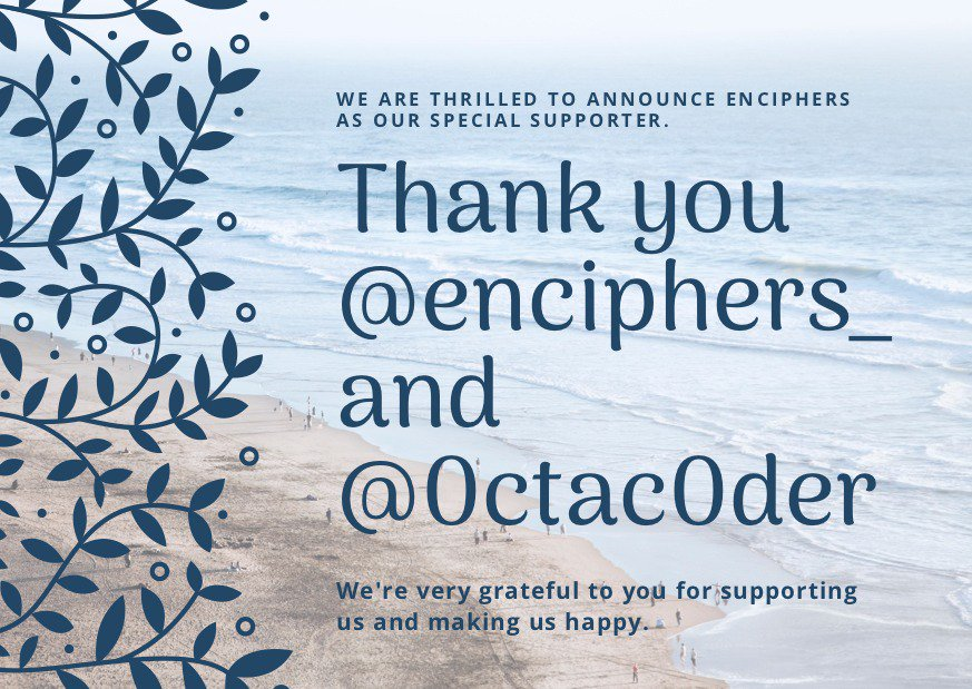 Thanks @enciphers_ and @0ctac0der for being our Hero #seasides #owaspseasides #infosec https://twitter.com/Owaspseasides/status/1092803143342215168/photo/1pic.twitter.com/Rlq0pAlep7