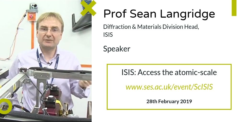 test Twitter Media - Join us and discover the hidden dynamics and structures of matter at #ISISatomic. Prof Langridge will be discussing the research opportunities abound at @isisneutronmuon & answering your questions.  To register, visit: https://t.co/HTZjBcUoya. Places are limited. https://t.co/4xSqhuFBvQ