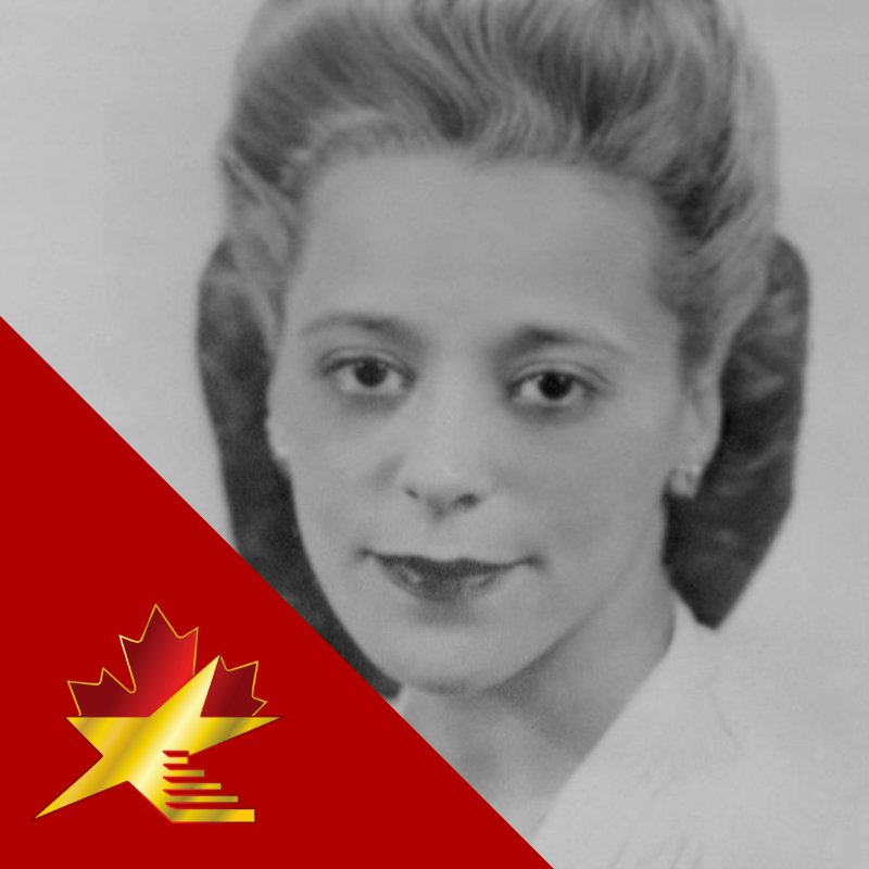 Viola Irene Desmond July 6th, 1914 - February 7th 1965 Desmond challenged racial discrimination when she refused to leave the segregated White-only section of the Theatre in Nova Scotia. Desmond became the first Canadian women to be featured by herself on the face of a $10 note.