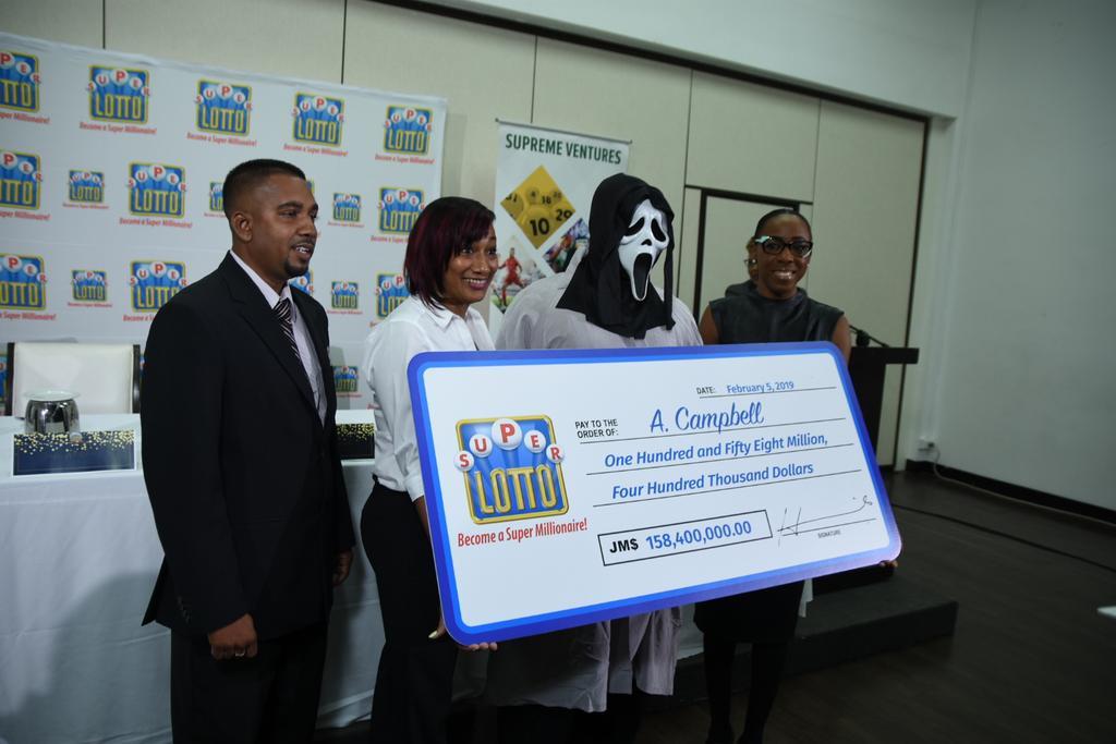 Prêmio Loteria