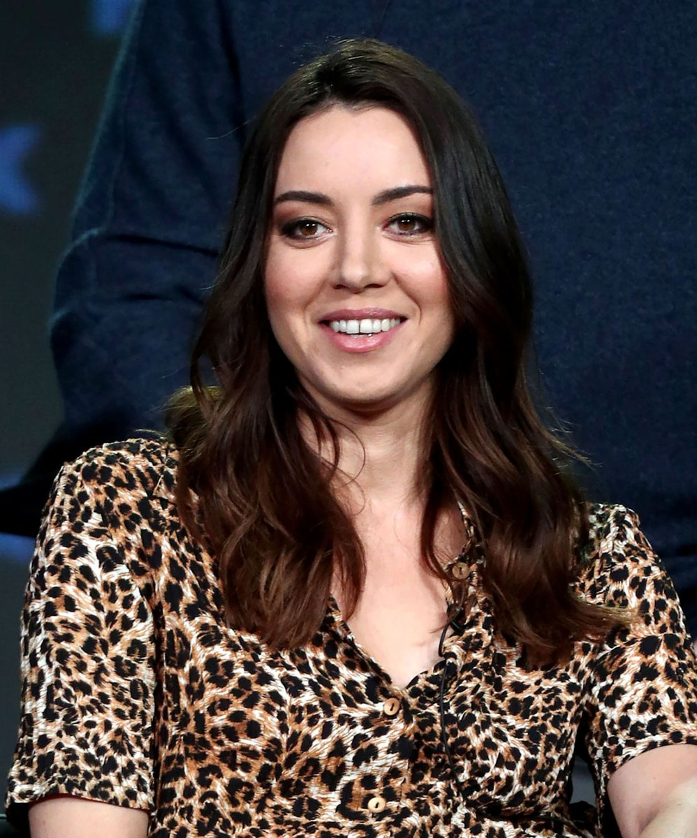 Twitter Aubrey Plaza nude photos 2019