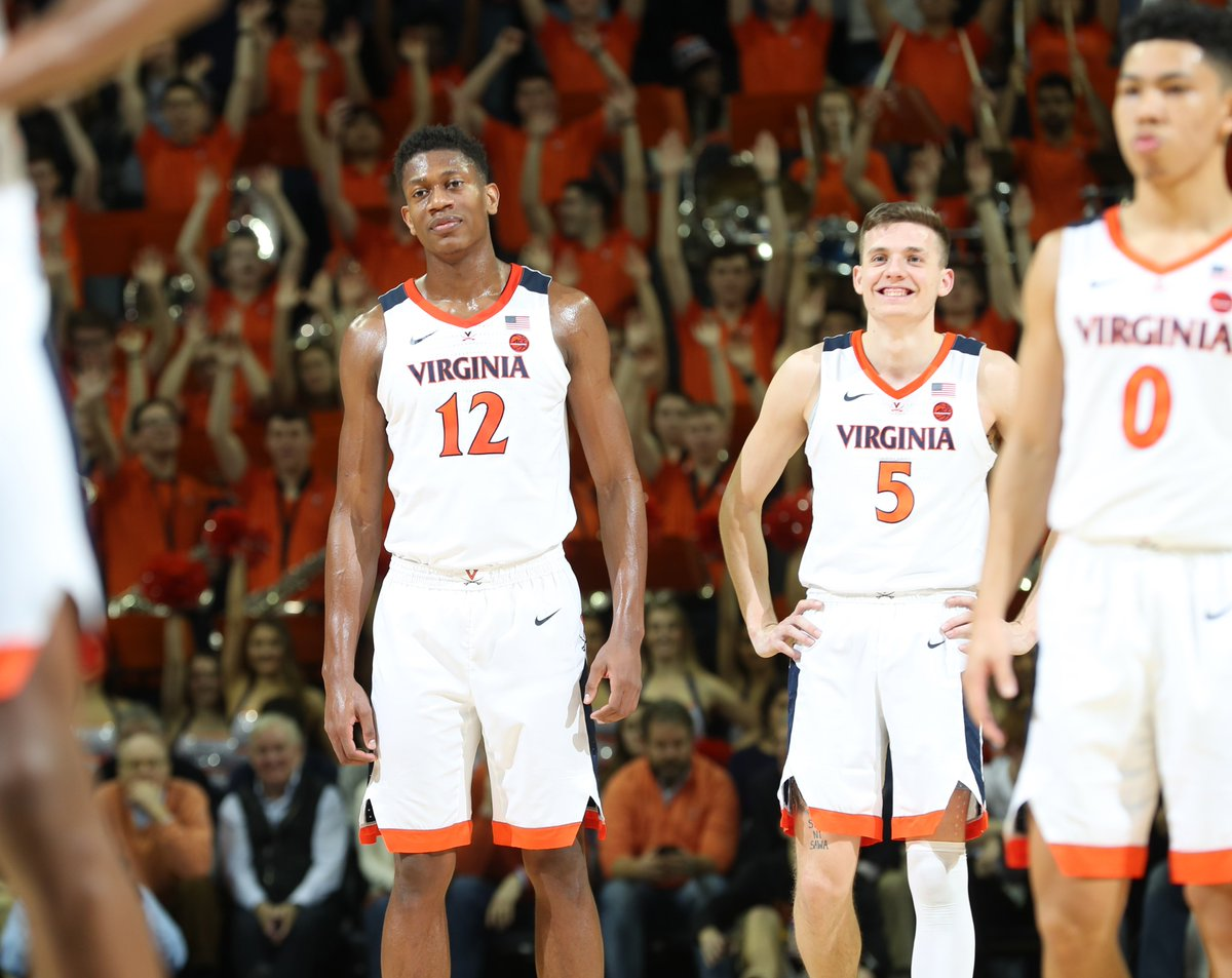 Virginia Mens Basketball On Twitter At Drdre14 And At Kylejguy5