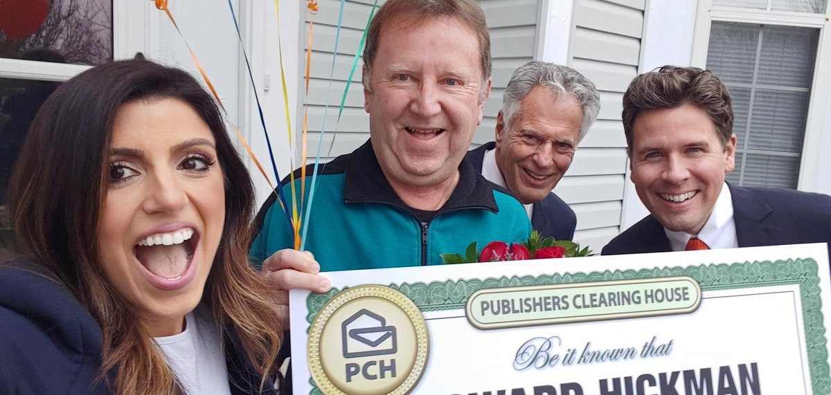 PCH Publishers Clearing House (@pch_publishers) | Twitter