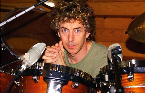 Happy birthday Simon Phillips (born 6 February 1957) an English jazz, pop and rock drummer and producer,