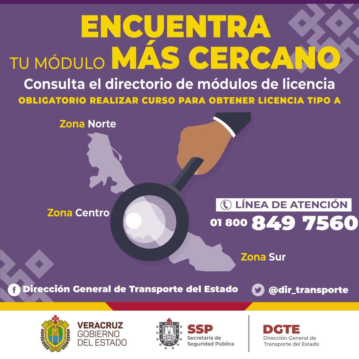 Transporte Veracruz On Twitter Vas A Tramitar Tu Licencia